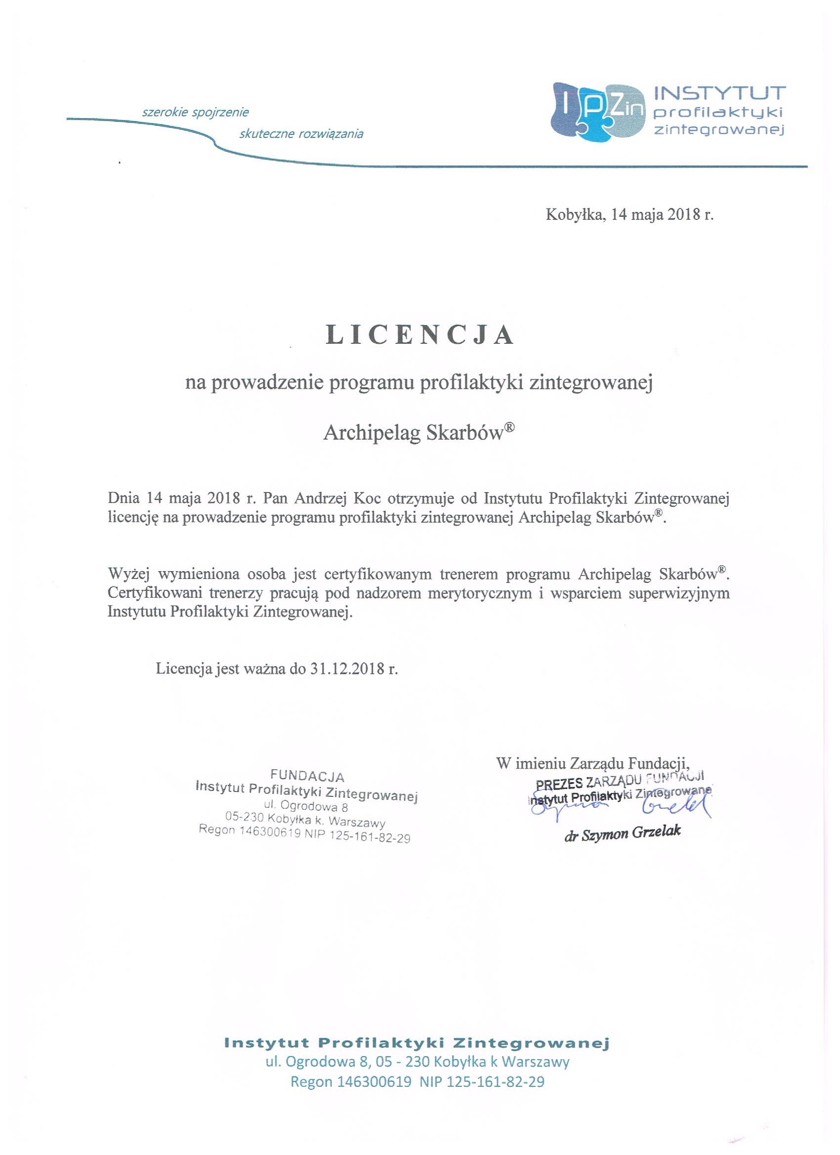Licencja_trenera